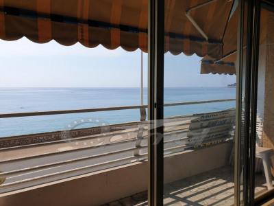 Menton Madonne - Front de Mer - Vue Panoramique