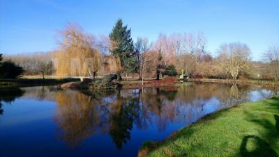 Superbe terrain de loisir de 15095 m² avec étang de 2000 m²