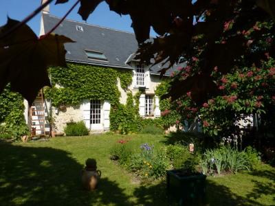 Maison de campagne Angevine restaurée