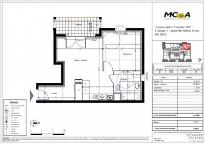 Vente appartement Sallanches (74700)