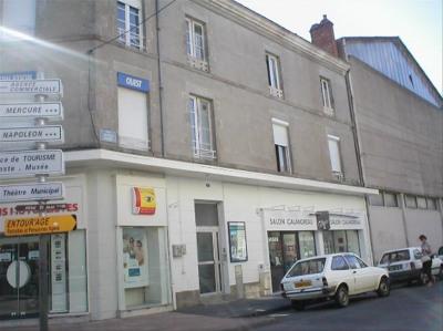 APPARTEMENT LA ROCHE SUR YON - 1 pièce(s) - 23 m2