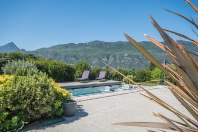 Villa Brison Saint Innocent 8 pièces - 270m² - vue lac