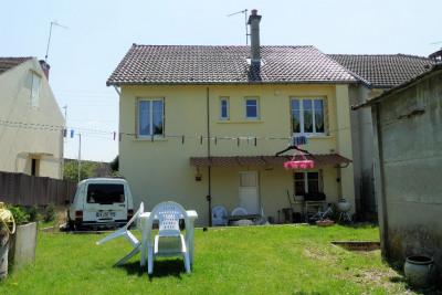 Maison Montluçon, quartier hôpital