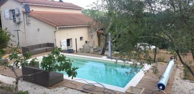 GROUPE C2i Villa piscine 20 min ales