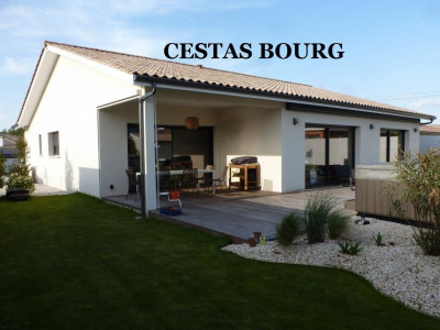 CESTAS Bourg Villa de prestige