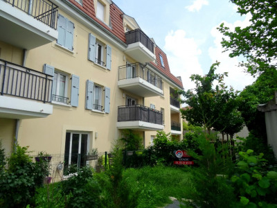 Appartement st ouen l aumone - 2 pièce (s) - 38.4 m²