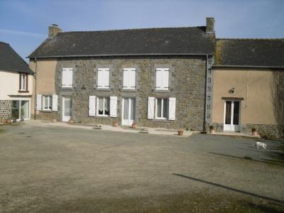 Maison en pierre Tinténiac