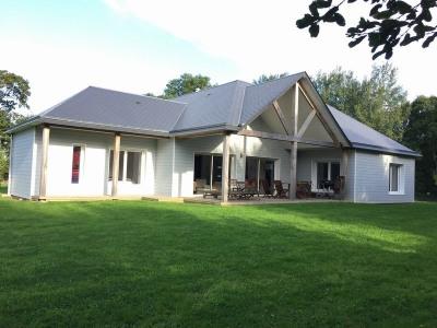 Casa de campo isolada 6 quartos