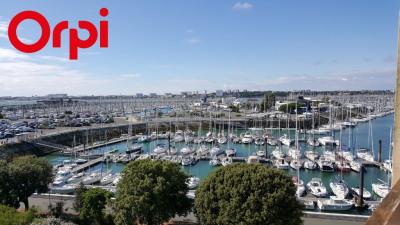 Appartement La Rochelle 3 pièce (s) 50.55 m²