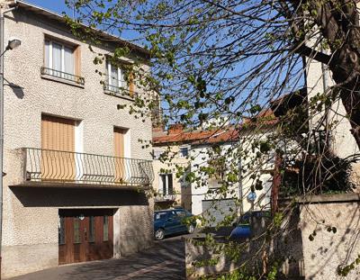 Maison de village à 15 mn Sud Clermont-Fd