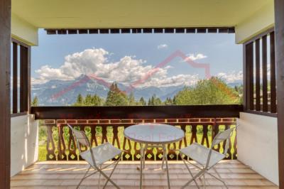 Appartement Combloux avec vue Mont-Blanc