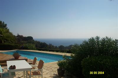 Vacation rental house / villa Les issambres 6625€ - Picture 7