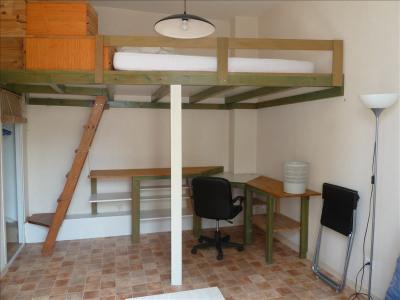 Appartement ancien rennes - 1 pièce (s) - 22 m²