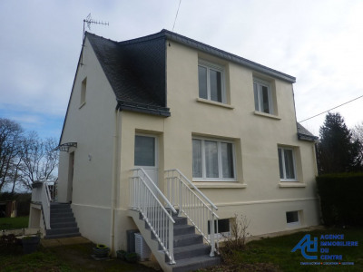 Maison Pluméliau 3 chambres 110 m²
