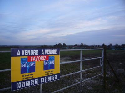 Vente terrain Haute Avesnes
