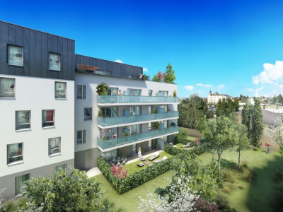 Vente appartement Saint-Priest