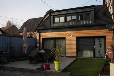 Maison/villa 3 pièces garage