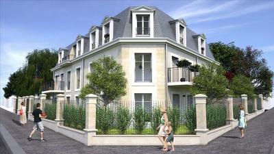 4 pièces en duplex avec terrasse et jardin comme une maison