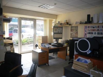 Commercial getigne - 52 m²
