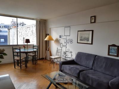 Beau studio meublé moderne- calme- soleil- vue tour eiffel