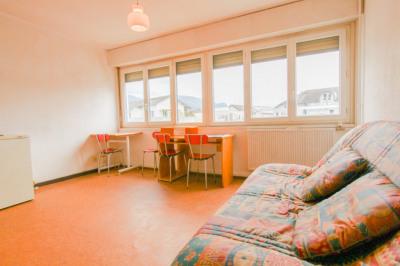 Appartement de type 1 - Lumineux - 25 m² - Chambéry