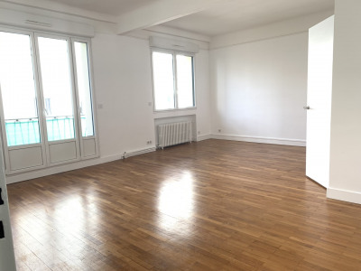 Appartement 3/4 pièces entièrement rénové