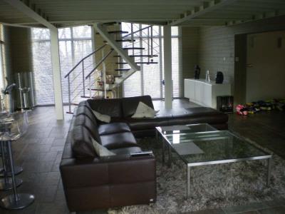 Maison contemporaine st berthevin - 8 pièce (s) - 300 m²
