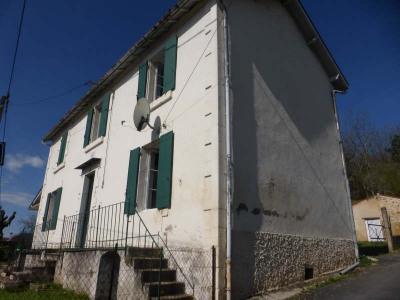 Maison de village Fumel