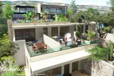 Appartement vue mer à vendre Les Issambres, Golfe de Saint T