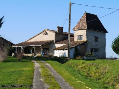 Maison de pays villebramar - 8 pièces - 245 m²