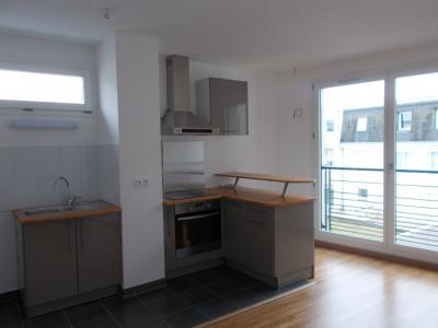Appartement Compiegne 2 pièce (s) 44.41 m², 44,41 m² - Compiegne (60200)