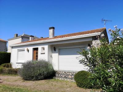 Maison Saint Michel En L Herm 3 pièce (s) 56 m²