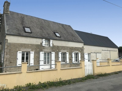 Maison en pierre avec jardin - Vie de plain-pied
