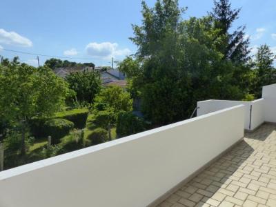 Maison 3 chambres + garage 100m² + jardin