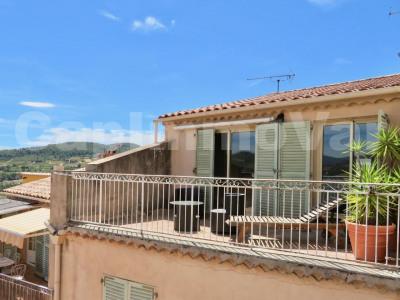 Duplex type 2 avec grande terrasse et belle vue