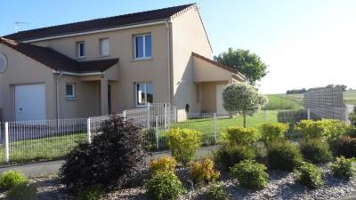 Maison, 115,38 m² - Compertrix (51510)