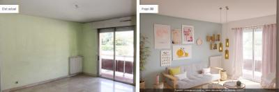 Appartement Toulon 2 pièce (s) 42.87 m²