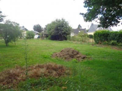 Terrain constructible questembert - 530 m²