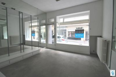 Local commercial Rouen 2 pièce (s) 28.76 m²