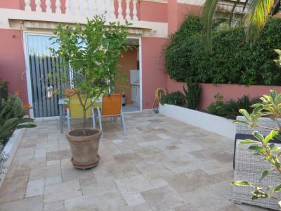 Appartement T2 rez-de-chaussée 30 m²