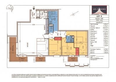 NEUF: Samoëns Centre- Appartement 4 pièces 103 m²