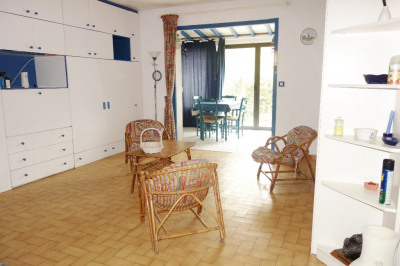 Appartement de type 1 meublé en rez-de-jardin de 29m²