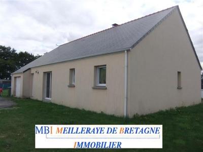 Bien immobilier, 107 m² - La Meilleraye de Bretagne (44520)