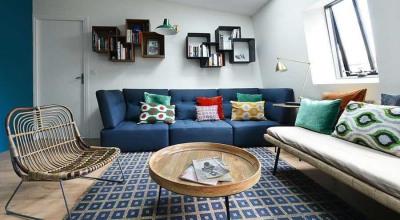 Appartement 4 pièces Issy-les-moulineaux