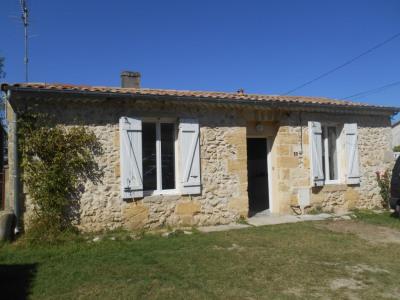 Maison en pierre 60m² au calme