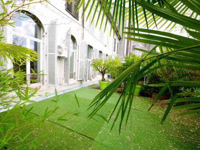 Coeur de ville: Appartement Terrasse