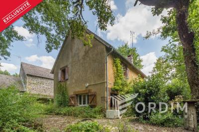Maison ancienne treigny - 5 pièce (s) - 99 m²