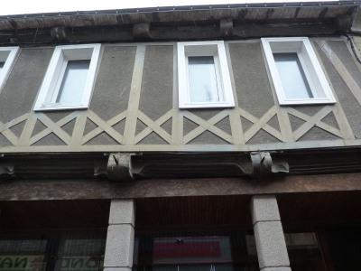 Maison Pontivy 7 pièces 250 m² avec cour