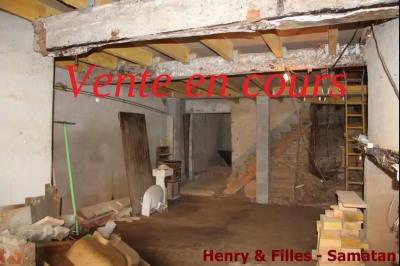 Maison coeur de village à restaurer