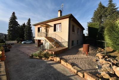 Maison de 180 m² sur 2350 m² de terrain constructible